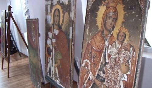 Ценни икони от Възраждането се нуждаят от дарители за спешна реставрация