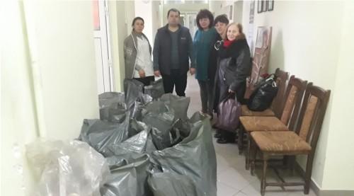 Дарение за Дома за възрастни хора в село Горна Вереница