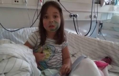 Да помогнем на малката Ема да живее!