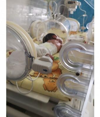"""Фондация """"Нашите недоносени деца"""" дари кувьоз на Отделението по неонатология в Ловеч"""