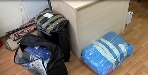 Пункт за събиране на дрехи и обувки заработи в офиса на БЧК в Асеновград
