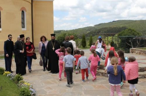 Започнаха детските лагери в Кремиковския манастир