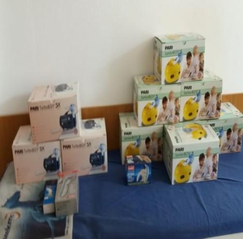 Ученици направиха дарение на Детското отделение в смолянската болница
