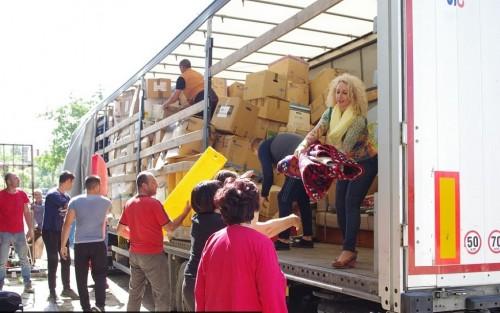 Семейство Чирпанлиеви отново с голямо дарение, този път в град Шипка