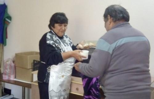 Топъл обяд за 500 бедни в Димитровград до края на годината