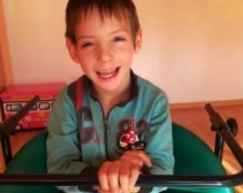 Да подкрепим 7-годишния Милен!