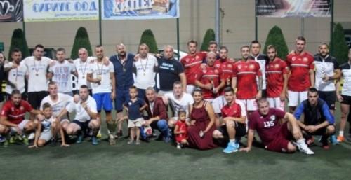 3441 лева събраха в помощ на малкия Марти от благотворителния турнир по мини футбол
