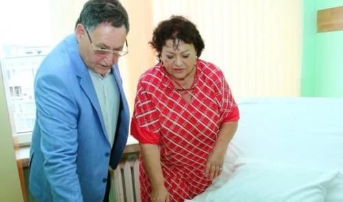 Немска принцеса с български произход направи дарение в шуменска болница
