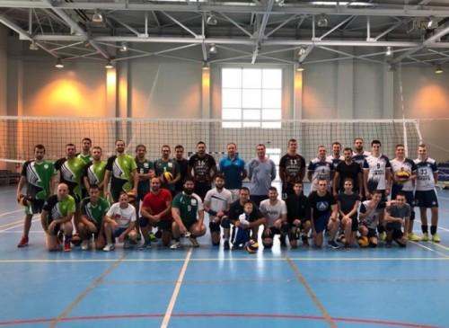 1500 лв. събраха на благотворителния волейболен турнир за Кристиян