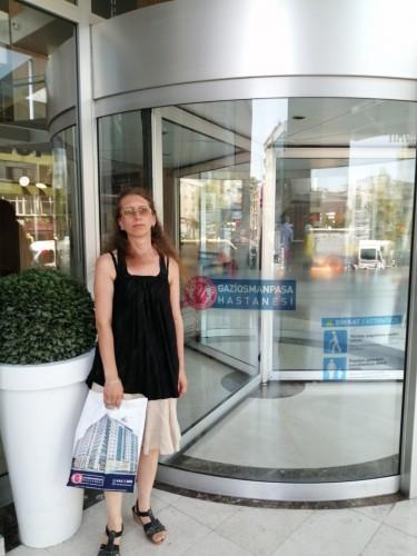 40-годишна жена се нуждае от помощ в борбата с рака