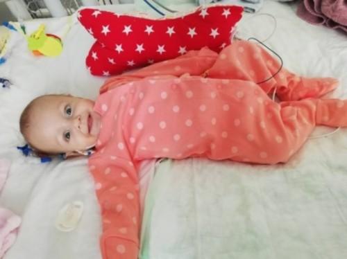Родителите на Калина от Варна: Чернодробната операция е извършена, благодарим ви от сърце!