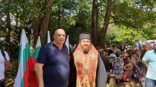 С освещаването на параклис се възроди изоставена традиция в Странджа