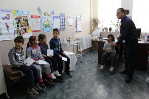 Безплатни профилактични прегледи за децата 1-4 клас в Панагюрище