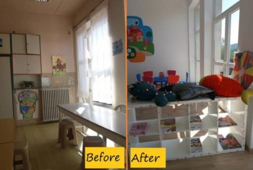 Доброволчеството преобразява детската белодробна болница в Трявна