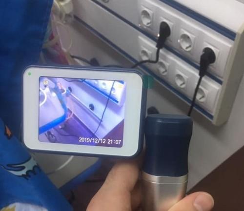 Благодарение на дарители: Търновската болница вече има видеоларингоскоп