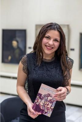 Млада поетеса дарява парите от първата си стихосбирка