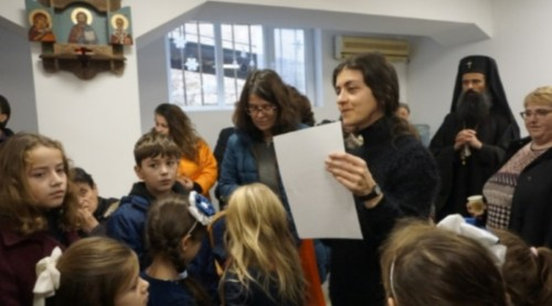 Нова школа е разкрита към Неделното училище във Видин