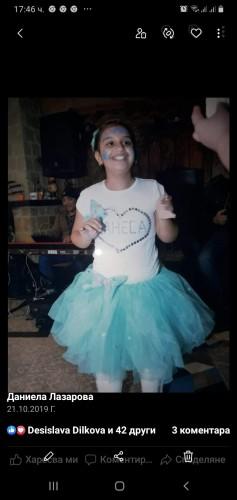 Момиче на 10 г. се нуждае от помощ за лечение