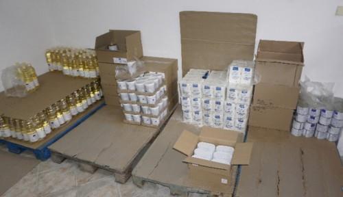 Нераздадени хранителни пакети за нуждаещи се в Пловдив