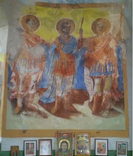"""Продължава кампанията за набиране на средства за изографисване на храм ,,Св. Св. Кирил и Методий"""" – село Блатец"""