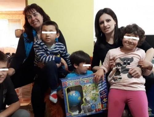 Семейството на Стефчо от Кардам заживя в нова къща