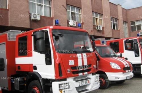 Пожарникари от Пазарджик събраха средства в помощ на деца на техни починали колеги
