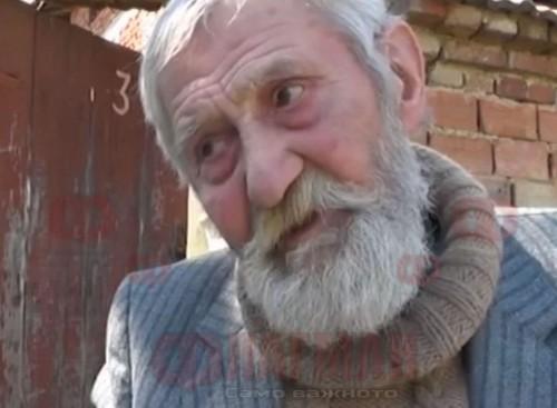 81-годишен поет дари пенсията си на болница