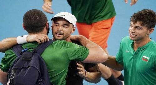 Българските спортисти в помощ на болно дете