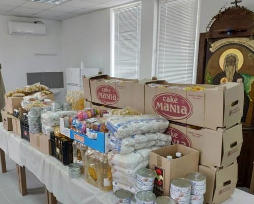 Граждански клуб ЛИПА проведоха благотворителна акция в навечерието на Великден!
