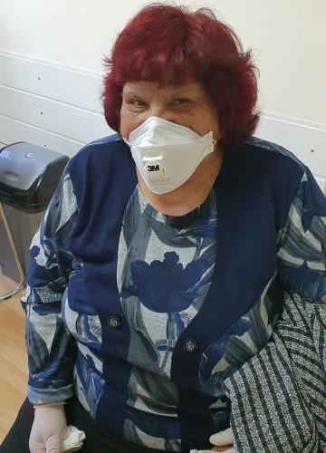Възрастна жена дари две свои пенсии на УМБАЛ