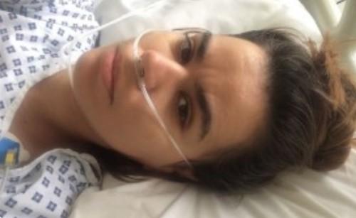DMS помощ за Ели в борба с тежките болки