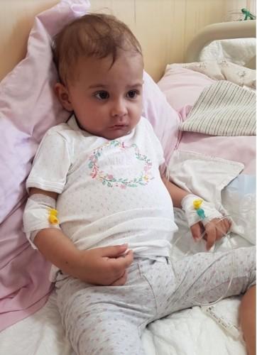 Да помогнем на малката Зария да живее