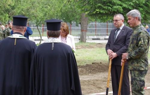 Военни набират средства за изграждане на православен параклис в казанлъшкия гарнизон