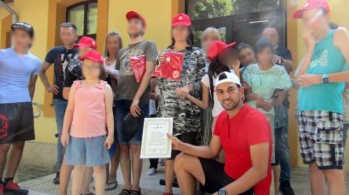 Дариха нов велоергометър на Дневния център за подкрепа на деца и младежи