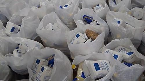 БЧК ще започне раздаването на храните за бедни в Русе