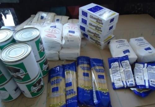 320 тона храни раздава БЧК- Варна на нуждаещи се
