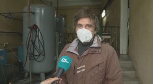 Доброволци изградиха нова кислородна инсталация за 9 дни в УМБАЛ Бургас