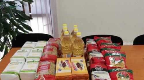 Семейства дариха хранителни продукти за нуждаещи се във Варна