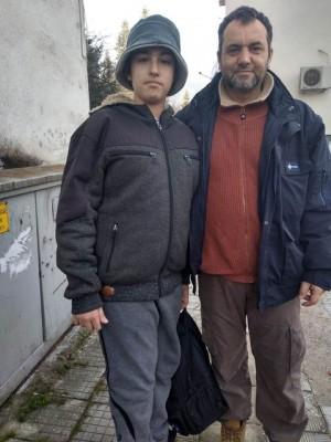 Семейството на Хамид се нуждае от хранителни продукти