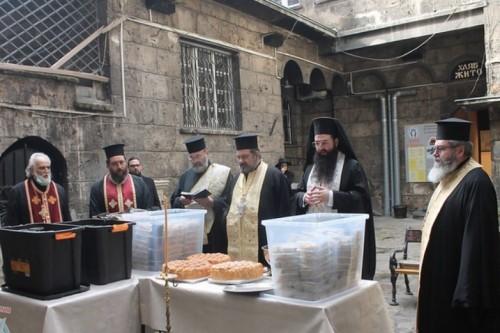 """В столичния храм """"Св. Петка"""" ще се раздава топла храна всеки вторник"""