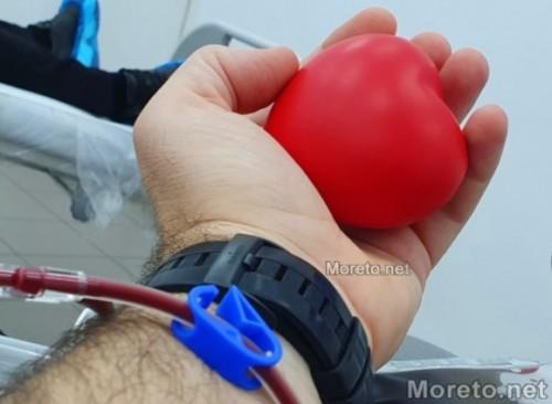 Националният кръвен център с апел за кръводаряване в навечерието на Великден