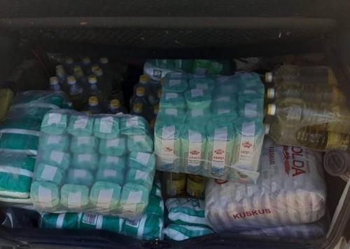 Кубратчани дариха хранителни продукти на 50 семейства