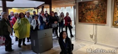 Опознай Варна подари на близо 100 варненци посещение до Аладжа манастир