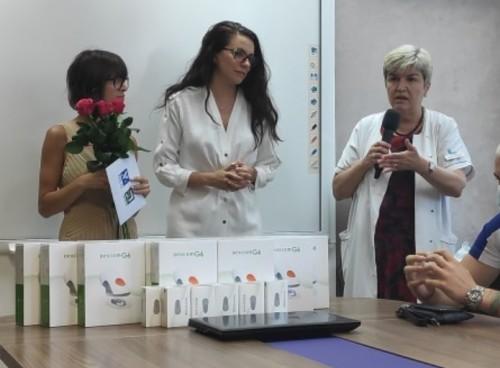 Дариха сензорни устройства за деца с диабет във Варна
