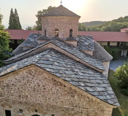 """Летен църковен лагер се проведе в манастира """"Св. Кирик и Юлит"""