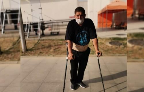 Ники от Нови Хан е опериран успешно