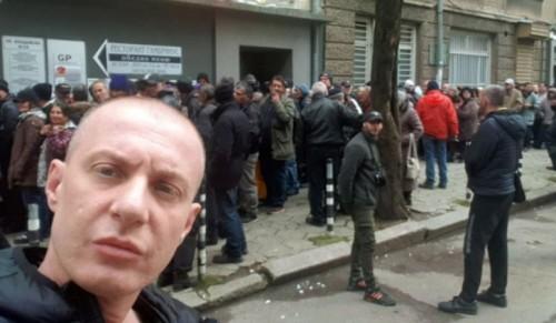 Мартин Мартинов отново ще храни бездомни в София