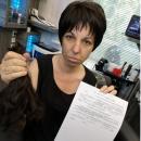 Онкоболната Росица отряза и дари косата си, за да помогне на други болни жени