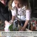 Десетки помогнаха на неподвижна жена, нападната от крадци