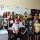 """Ученици от СУ """"Николай Катранов"""" с благотворителна акция на 15 септември"""